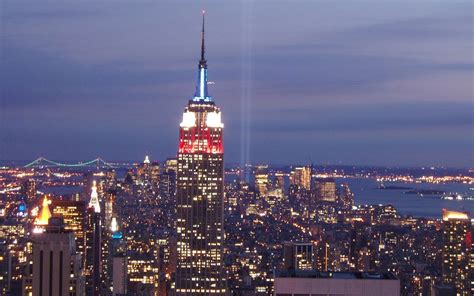 Old Blog Reborn Empire State Building New York