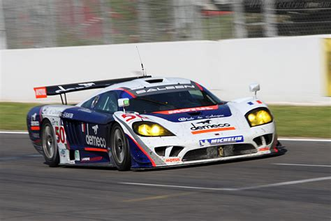 Saleen S7-R - Chassis: 080R - 2008 Le Mans Series ...