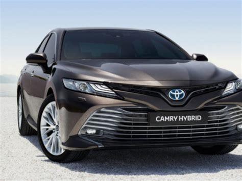 toyota camry grande hybrid  price specs motory