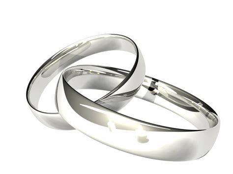photo gallery of intertwined wedding bands viewing 4 of