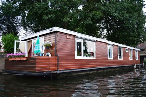 Hotel On A Boat Amsterdam by Rediscovering Amsterdam Suitcase Stories