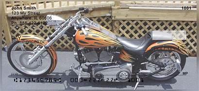 Checks American Choppers Motorcycle Motorcycles Personal 123cheapchecks