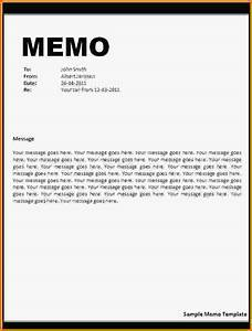 How to write memorandum145918 397x315 general memo for Template for writing a memo