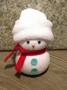 Chaussette A Neige : bonhommes de neige tous les messages sur bonhommes de neige la f erie de no l ~ Teatrodelosmanantiales.com Idées de Décoration