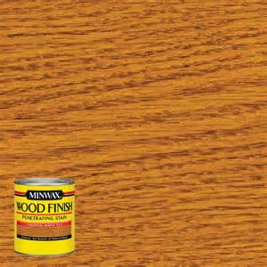 interior wood stain colors home depot minwax 8 oz wood finish colonial maple based interior stain 4 pack 222304444 the home depot