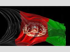 Afghanistan Flag Stock Footage Video Shutterstock