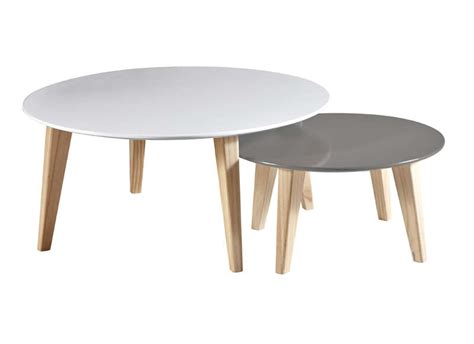 canape gigogne table basse gigogne rondo