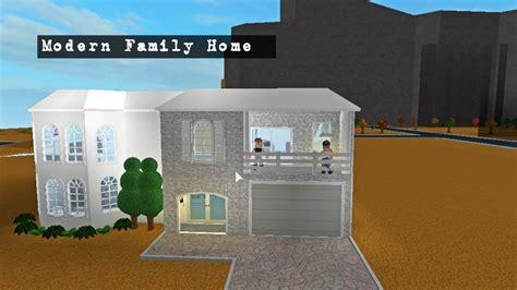 roblox  bloxburg house ideas   game gamer rewind