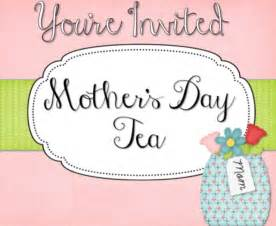 Tea clipart mother's day tea - Pencil and in color tea ...