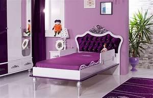 Kinderbett Mdchen Brombeer Anastasia 120x200 Bett Fr