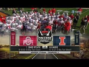Ohio State vs Illinois Full game Week 11 College Football ...