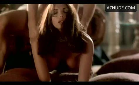 Nicolette Scorsese Breasts Thong Scene In Boxing Helena