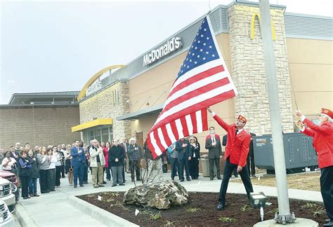 new mcalester travel plaza opens on turnpike news mcalesternews