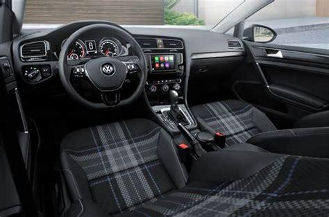 volkswagen golf style  en mexico interiores autos