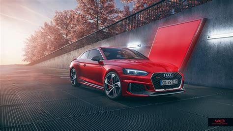 Audi Rs5 Coupe Cgi Wallpaper