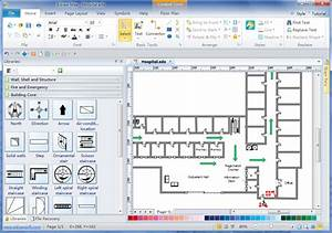 Fire Evacuation Diagrams  Free Download Fire Evacuation Diagram Software