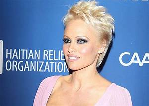 Pamela Anderson Reveals Why She Cut Her Hair Short