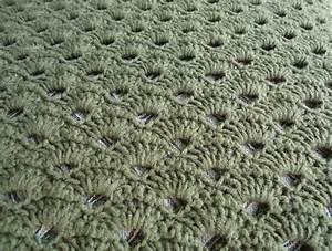 CROCHET SHELL STITCH PATTERN « Patterns