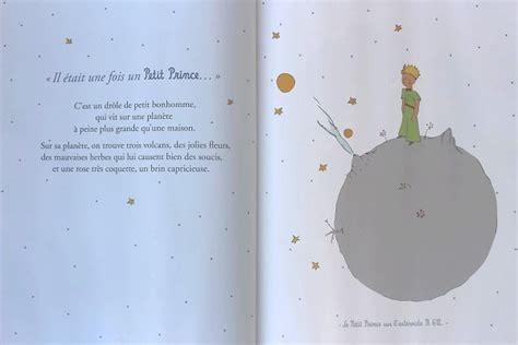 quelques textes en franais un rsum de le petit prince