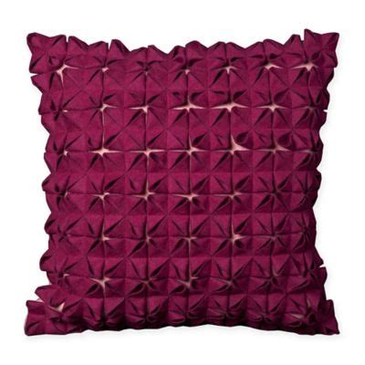 purple throw pillows buy purple decorative pillows from bed bath beyond