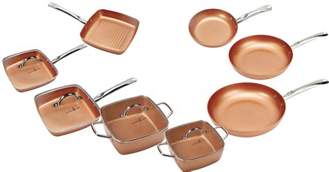 amazon save   copper chef cookware mylitter  deal   time