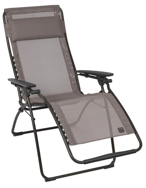 chaise decathlon lafuma zero gravity sun loungers back in