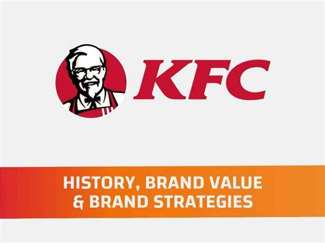 KFC -History, Brand Value and Brand Strategy - BeNextBrand