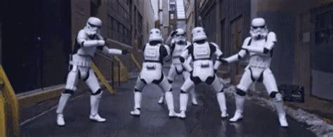 Stormtrooper Dance GIF - Stormtrooper Dance StarWars ...