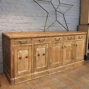 Mobilier Industriel Ancien : mobilier industriel ancien meuble de banque ~ Teatrodelosmanantiales.com Idées de Décoration