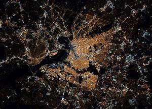 Washington DC Viewed From Orbit - SpaceRef