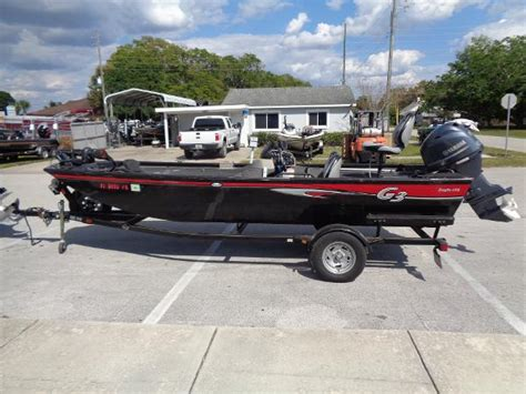 G3 Boats Used by Used G3 Boats Bass Boats For Sale Boats