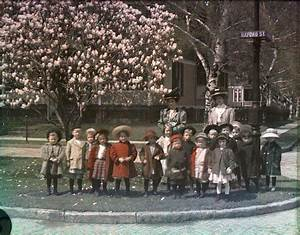 USA of The 1920s in Color Photographs ~ Vintage Everyday