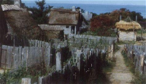 colonial america pilgrims