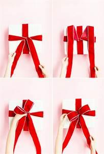 Geschenk Verpacken Schleife : 1001 diy ideen zum thema weihnachtsgeschenke selber machen ~ Orissabook.com Haus und Dekorationen