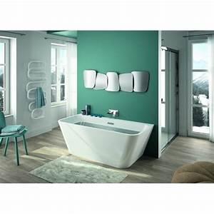 Baignoire Ilot Contre Mur : prendre votre bain dans une baignoire confortable meta moteur ~ Nature-et-papiers.com Idées de Décoration