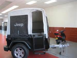Jeep Pop Up Camper