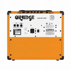 Ampli Wifi Orange : orange crush 35rt ampli guitare gear4music ~ Melissatoandfro.com Idées de Décoration