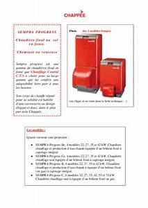 Chaudiere Fioul Chappee Notice : chappee ecocontrol ob sempra notice manuel d 39 utilisation ~ Melissatoandfro.com Idées de Décoration