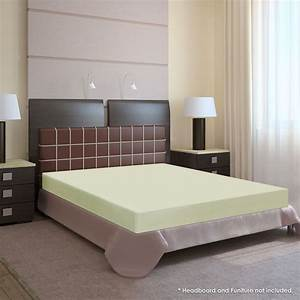 Best price mattress 6quot memory foam mattress twin size ebay for Best price on twin size mattress