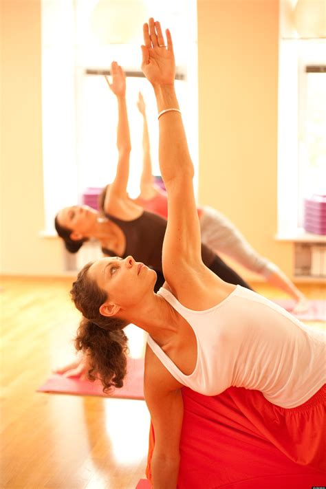 Teaching My First Yoga Class Huffpost Uk