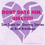 Dont date him girl website