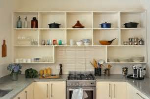 kitchen island with open shelves open shelves kitchen design ideas kitchentoday