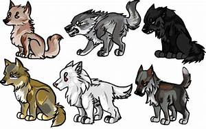 Direwolves by Umiaq on DeviantArt
