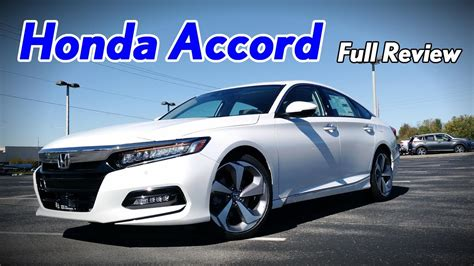 2018 Honda Accord Ex Review by 2018 Honda Accord Review Touring Sport Ex L Ex