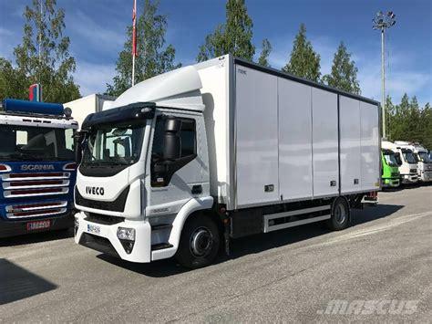 Iveco Eurocargo Ml 120e25/fp_van Body Trucks Year Of Mnftr