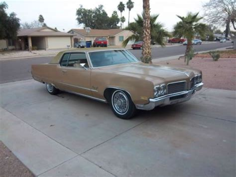 Sell Used 1970 Oldsmobile Ninety Eight 98 7.5l In Chandler