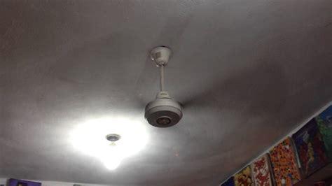 ceiling fan wobbly kdk very