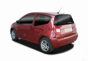 Largeur Moyenne Voiture : fiche catalogue de la voiture citroen c2 trouver mon auto ~ Medecine-chirurgie-esthetiques.com Avis de Voitures