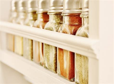 8 Diy Spice Rack Ideas To Spice Up Your Kitchen The