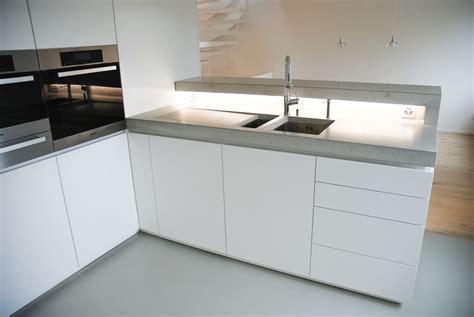 Leicht Küche Beton by Dade Design Dade Design Beton K 252 Che